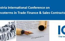 Semináře Understanding Incoterms®  in Trade Finance & Sales Contracts